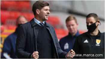 El Rangers de Gerrard abre la Premier escocesa con victoria ante el Aberdeen - MARCA.com