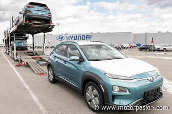 """""""El Tesla Model 3 ha sido una victoria estratégica"""", reconoce Hyundai, que aspira a vender un millón de... - Motorpasión"""
