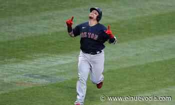 Christian Vázquez pega dos jonrones en la victoria de los Red Sox - El Nuevo Dia.com