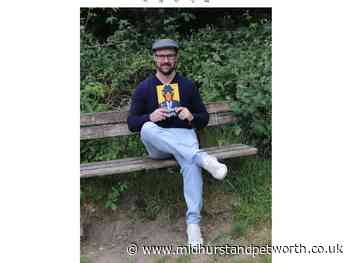 Award-winning West Sussex comedian launches his first novel - Midhurst and Petworth Observer