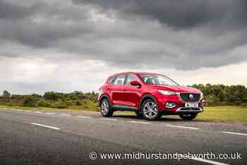 MG HS review - putting the focus on value for money - Midhurst and Petworth Observer