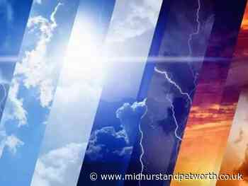 Sussex weather forecast for Friday, July 31 - Midhurst and Petworth Observer