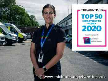 Sussex Police ranked among top 50 employers for women - Midhurst and Petworth Observer