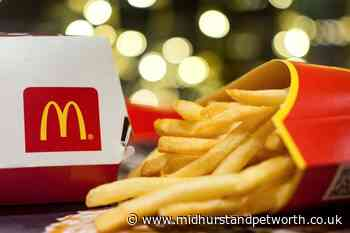 You can get McDonald's cheeseburgers and McFlurries for 50p next week - Midhurst and Petworth Observer