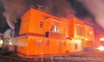 En ataques queman dos casas en Celaya - El Diario de Coahuila
