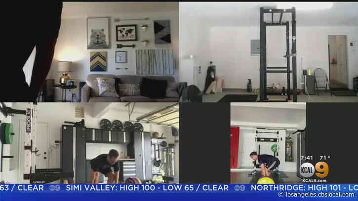 His Gyms Forced To Close, Former Marine Working Out How To Solve Exercise Equipment Shortage