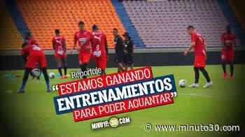 """En Independiente Medellín se preparan para varios """"retos difíciles"""" - Minuto30.com"""