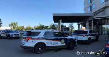 Saskatoon police investigating reported 'murder' at Saskatoon Inn