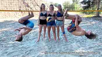 Donaueschingen: Sportler drehen coole Erklärvideos - Donaueschingen - Schwarzwälder Bote