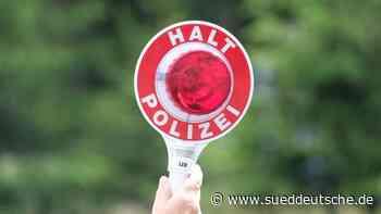 Polizei stoppt Raser im Schwarzwald - Süddeutsche Zeitung