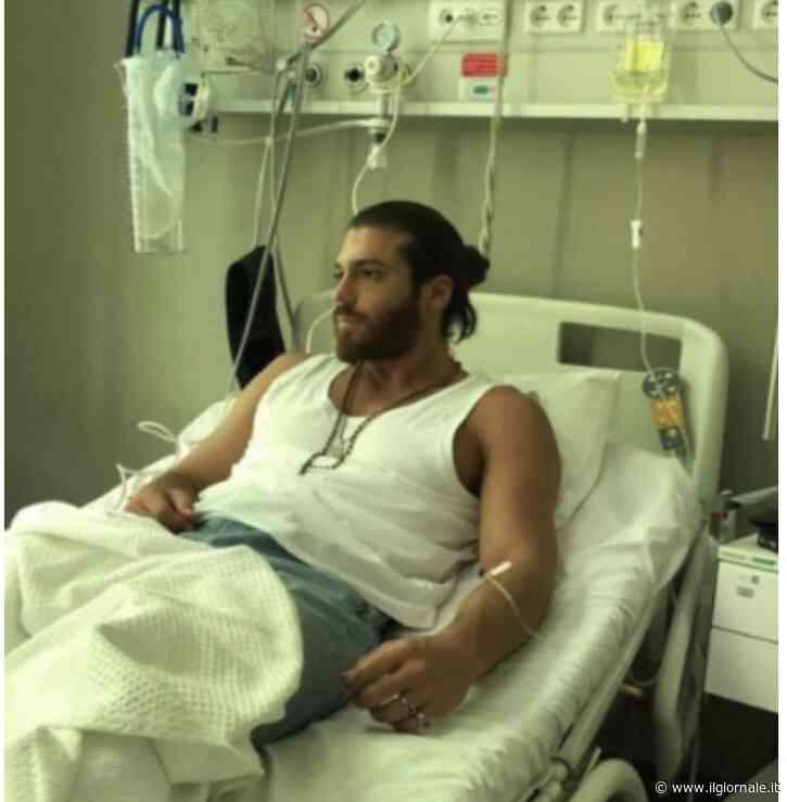 """Can Yaman in ospedale dopo la scena d'amore di """"Daydreamer"""""""