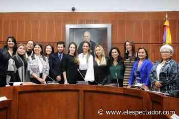 Comisión para la Equidad de la Mujer rechaza declaraciones de Victoria Sandino - El Espectador