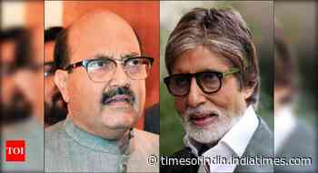 Big B's mourns the demise of Amar Singh