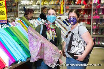Face mask rush hits Mildura retailers - Sunraysia Daily