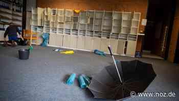 Reparaturarbeiten an der Oberschule Bissendorf dauern bis ins neue Schuljahr - noz.de - Neue Osnabrücker Zeitung