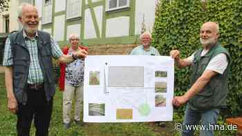Waldeck-Frankenberg: Große Pläne für Vöhler Synagoge - Notausgänge, neu gestalteter Hof und ein Buchprojekt... - HNA.de