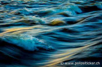Waldeck - Schiffskollision auf dem Ryck in Greifswald - Polizeiticker.ch