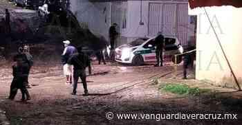 ¡Ejecutados en un taxi en Xalapa! - Vanguardia de Veracruz