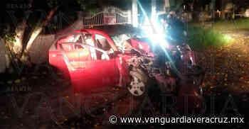 ¡Fatídico accidente en la Xalapa-Veracruz! - Vanguardia de Veracruz