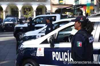 Policía de Xalapa ha recibido más de 100 llamados por fiestas en pandemia - PalabrasClaras.mx