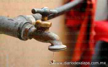 Tome precauciones: 11 colonias de Xalapa amanecen sin agua - Diario de Xalapa