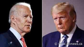 What have Trump and Biden said about Canada?
