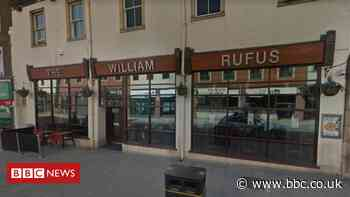 Coronavirus: Carlisle Wetherspoon pub The William Rufus shut - BBC News