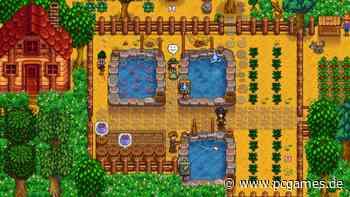 Stardew Valley: Niedliche Collector's Edition für PC und Switch angekündigt - PC Games