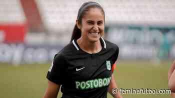 """Carolina Arbeláez: """"Falta creer en la capacidad de la mujer colombiana por jugar al fútbol"""" - Fémina Fútbol"""