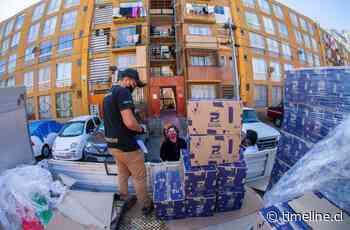 6 mil cajas familiares serán repartidas en la comuna de Tocopilla - Timeline.cl