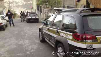 Mutirão da Polícia Civil conclui dezenas de investigações em Juiz de Fora - Guia Muriaé