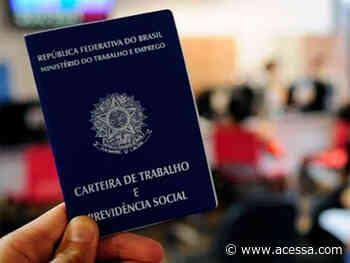 Juiz de Fora tem 220 novas oportunidades. Confira - Portal ACESSA.com