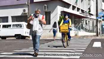 Covid-19: Umuarama tem mais de mil pessoas em isolamento domiciliar - ® Portal da Cidade   Umuarama