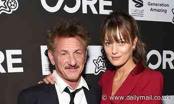 Sean Penn, 59, marries girlfriend Leila George, 28, in secret ceremony
