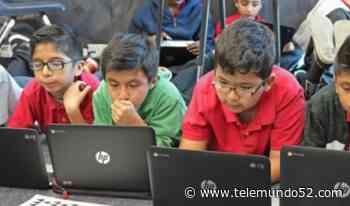 Distrito Escolar de Santa Ana revela cómo será el inicio del año escolar de modo virtual - Telemundo 52