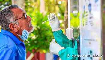 Salud toma 300 pruebas de covid en Santa Ana - Diario El Mundo