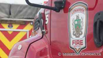 Downtown vehicle fire causes $15K in damage: Saskatoon Fire Department