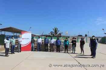 Paita: Olympic Perú entregó alimentos de primera necesidad en la Bocana de Colán - El Regional