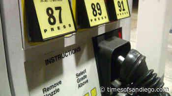 Little Change to Average San Diego Gas Price - Times of San Diego