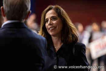 Politics Report: Mara Elliott, Plumber — Voice of San Diego - Voice of San Diego