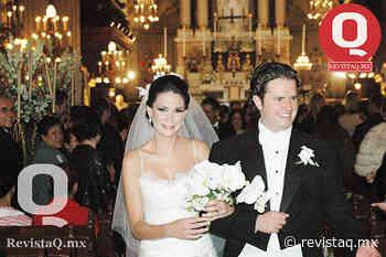 """Revista Q Retro.- CRISTINA PADILLA Y SANTIAGO GARCIA """"AMOR PARA TODA LA VIDA"""" - Revista Q Qué México"""