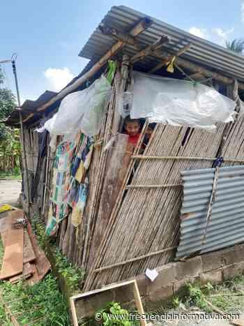 Dos madres solteras e hijos que viven entre cañazas en Barú contarán con nuevos hogares - Chiriquí - frecuenciainformativa.com