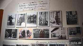 Niedereschach: Heimatmuseum öffnet seine Pforten wieder - Niedereschach - Schwarzwälder Bote