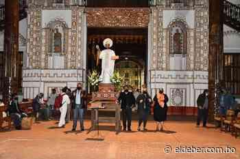 San Ignacio de Velasco celebra 272 años de fundación y su fiesta patronal - EL DEBER