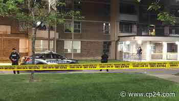 Male seriously injured after shooting in North York - CP24 Toronto's Breaking News