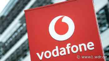 Störung im Vodafone-Netz am Niederrhein