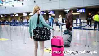 Fliegen in Corona-Zeiten: Das Handy als Fernbedienung im Flughafen
