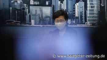 Internationale Kritik: Aussetzung des Auslieferungsabkommens verärgert China