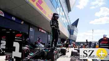 Motorsport: Formel 1: Hamilton holt Pole − Enttäuschung für Vettel