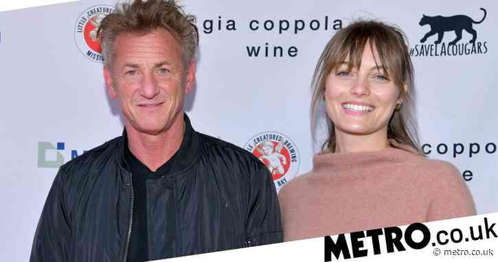 Sean Penn and Leila George 'marry in secret' as friend shares snap of rings